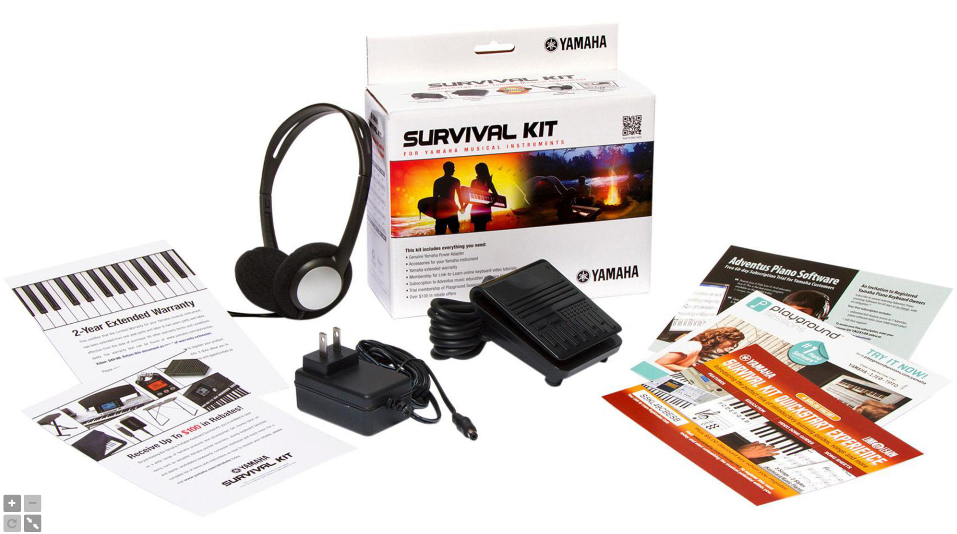 Yamaha Skd Survival Kit