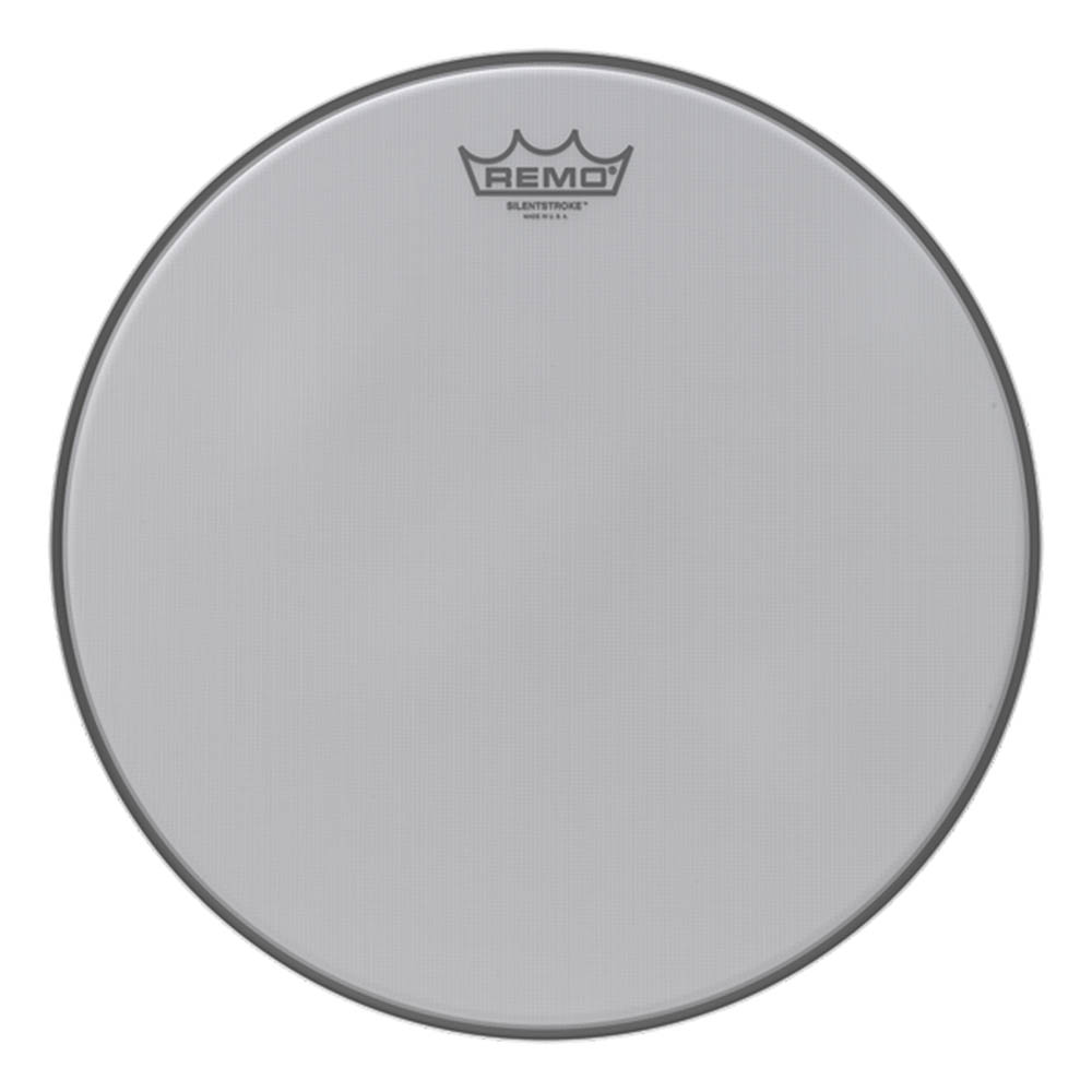 remo sn1020 00 silentstroke mesh bass drum head 20 inch ebay. Black Bedroom Furniture Sets. Home Design Ideas