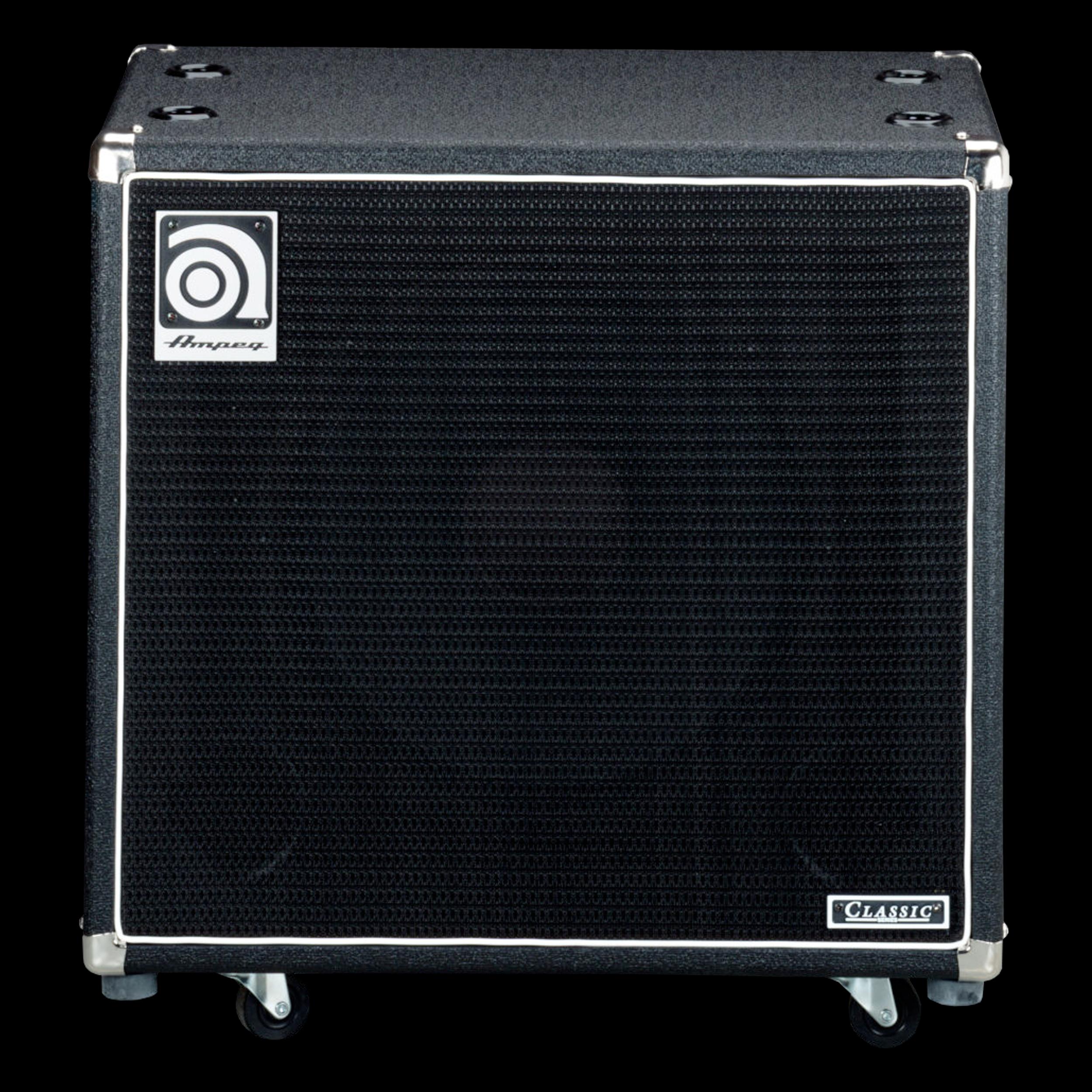 ampeg svt15e 1x15 bass speaker cabinet ebay. Black Bedroom Furniture Sets. Home Design Ideas