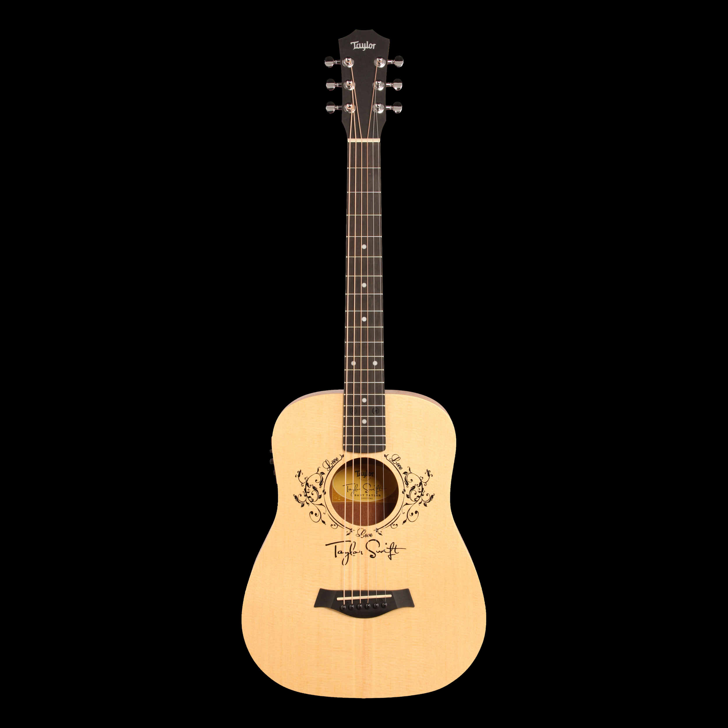 Used Taylor Taylor Swift Baby Acoustic Guitar | Guitar Center |Taylor Swifts Acoustic Guitar