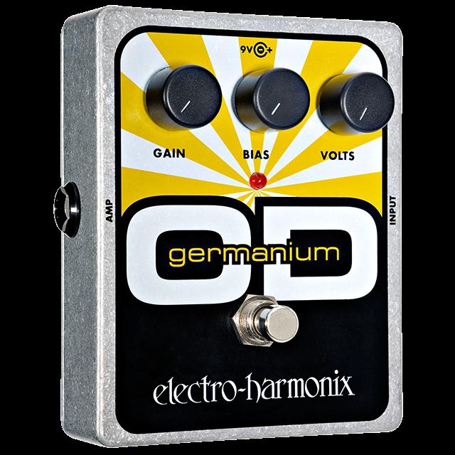 Electro Harmonix GERMANIUMOD Image #1