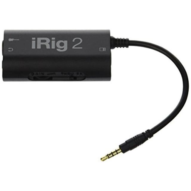 IK Multimedia IPIRIG2PLGIN Image #1