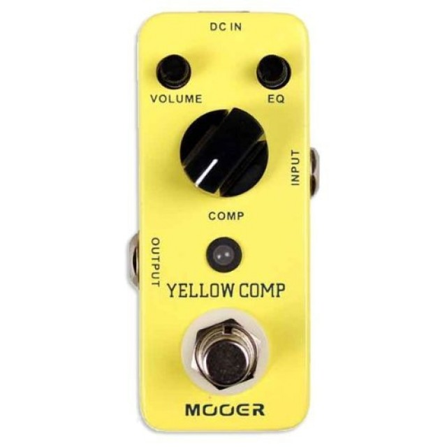 mooer YELLOWCOMPSP Image #1