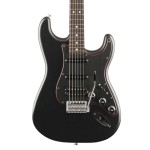 Fender Special Edition Stratocaster Noir HSS Electric Guitar