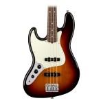 Fender American Professional Jazz Bass, Left-Handed - 3-Color Sunburst