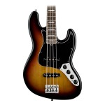 Fender American Deluxe Jazz Bass 3 Tone Sunburst Rosewood with Case