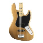 Fender Squier Vintage Modified 70s Jazz Bass in Natural Finish