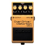 Boss OS2 Overdrive and Distortion