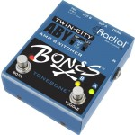 Radial Bones R800-7115 Twin City A-B-Y Footswitch