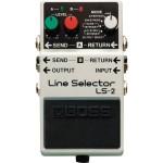 Boss LS-2 Line Selector/Power Supply