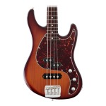 Ernie Ball Music Man Caprice Bass Heritage Tobacco