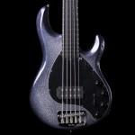 Ernie Ball Music Man String Ray 5 String Bass In Starry Night w/ Case