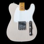Fender Custom Shop 2015 1955 Relic Esquire Ltd Ed - Dirty White w/ Case