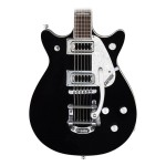 Gretsch G5445T Double Jet Electric Guitar with Bigsby - Black