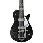 Gretsch G5265 Electromatic Jet Baritone Electric Guitar - Black Sparkle