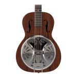 Gretsch Root Series G9200 Boxcar Round Neck Resonator Guitar in Natural