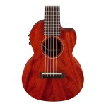 Gretsch G9126-ACE Guitar-Ukulele, Acoustic-Cutaway-Electric with Gig Bag