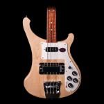 Rickenbacker 4003s Reissue Bass Maple Glo w/ Hard Case