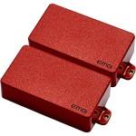 EMG 81/60 Active Electric Guitar Humbucker Pickup Set - Red