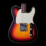 Fender Custom Shop '59 Esquire Custom Relic in 3-Tone Chocolate Sunburst