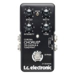 TC Electronic Corona SCF - Chorus and Trichorus Pedal Limited Edition