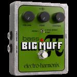 Electro Harmonix Bass Big Muff Distortion Pedal
