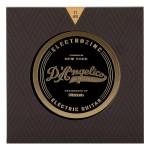 D'Angelico Electrozinc Rock 11-49 Medium Electric Guitar Strings