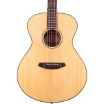 Breedlove Discovery Series Concert Acoustic Left Handed - Natural w/ Gigbag