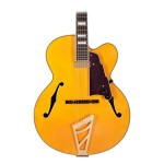 Dangelico Excel EXL1 Archtop in Vintage Natural with Hard Case