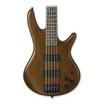 Ibanez GSR205BWNF 5 String Bass in Walnut Flat Finish