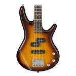 Ibanez GSRM20BS Mikro 4 String Brown Sunburst Bass