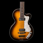 Hofner HCT-500/1 Beatle Bass Contemporary Series Outfit w/ Case