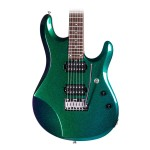 Sterling By Music Man John Petrucci JP60 Mystic Green