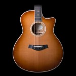 Taylor K16CE-LTD Grand Symphony Acoustic Guitar Cedar Top/ AA Koa Back/Sides ES2