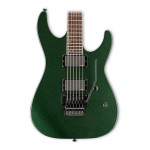 ESP LTD M-400R DGM M Series w/ Floyd Rose Dark Green Metallic Guitar