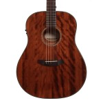 Breedlove Pursuit Dreadnought Mahogany Acoustic-Electric Guitar w/ Gigbag