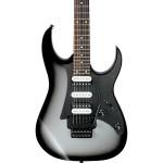 Ibanez RG450EXMSS Electric Guitar - Metallic Silver Sunburst