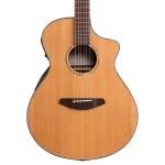 Breedlove Solo 12-String Acoustic-Electric Guitar Solid Cedar Top w/ Gigbag