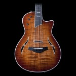 Taylor T5Z Custom Koa Top Hollowbody Hybrid Electric Acoustic Guitar
