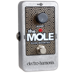 Electro Harmonix The Mole Bass Booster Effects Guitar Pedal