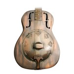 Dean Resonator Heirloom Guitar in Copper