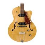 Godin 5th Avenue Kingpin 2 Guitar in Natural Finish