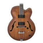 Ibanez AF55 Artcore Singlecut Guitar in Tobacco Flat Finish
