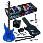 Ibanez IJXB150BL Jumpstart Bass Package in Blue