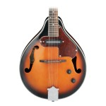 Ibanez M510EBS A-Style Electric Mandolin In Brown Sunburst