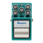 Ibanez TS9B Bass Tube Screamer Overdrive Bass Effects Pedal