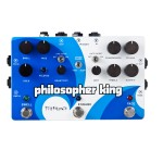 Pigtronix Philosopher King Guitar Pedal
