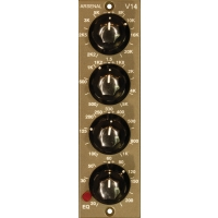 JDK Audio V14 Single-Channel Module 4-Band 500-Series EQ