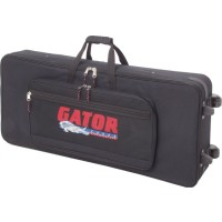 Gator GK 88 Lightweight 88-Note Keyboard Case on Wheels