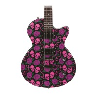 Daisy Rock Rock Candy Graphic- Skulls and Roses